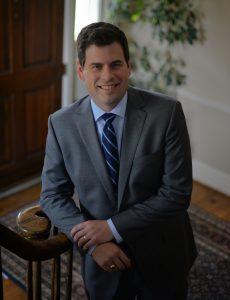 Greenville attorney Marshall Swails